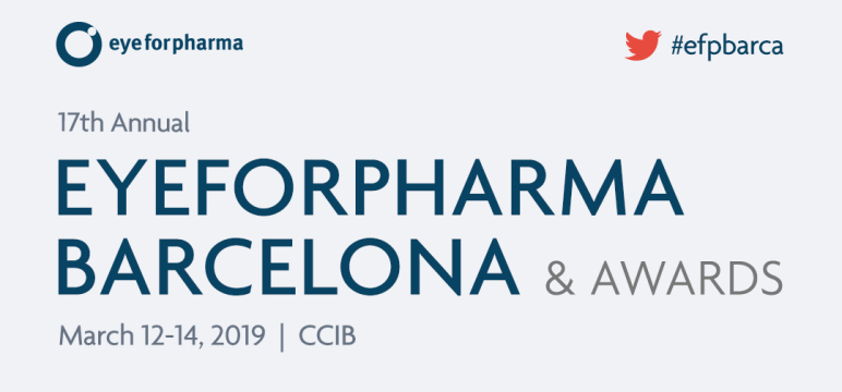 CredoWeb - Exclusive Sponsor at eyeforpharma Barcelona 2019
